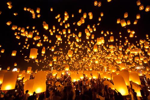 Thailand – Lantern Festival Medical Relief & Dental Relief