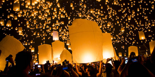 Thailand – Lantern Festival Medical Relief & Dental Relief